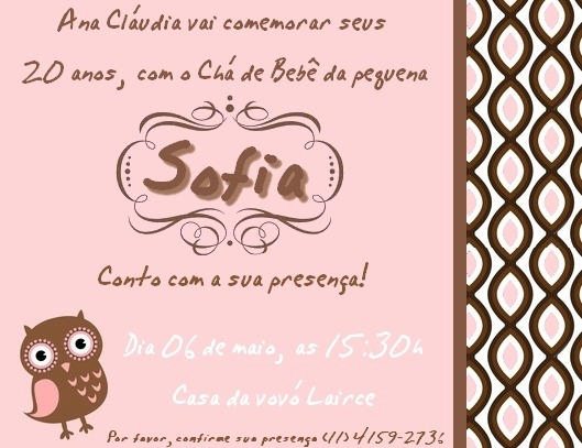 O Mundo De Ana E Sofia  Março 2012