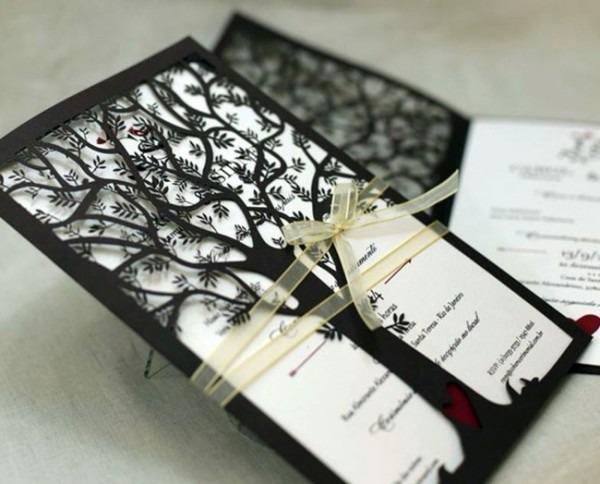 Convites De Casamento De Famosos