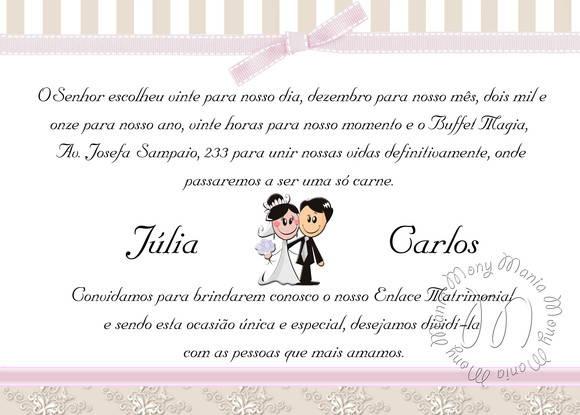 Top 100+ Frases Lindas Para Convite De Casamento