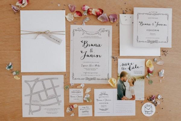 O Guia Completo Do Convite De Casamento