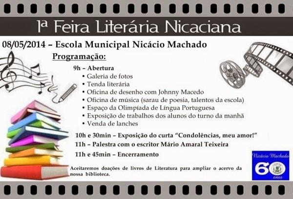 Feira Literária – Português é Tri!