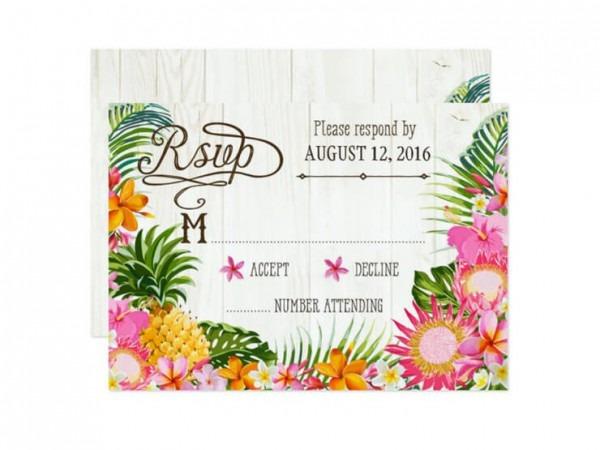 Festa Havaiana → 95+ Ideias De DecoraÇÃo E Convites