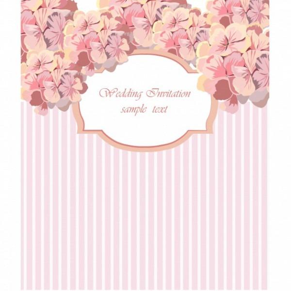 Convite Floral Cor