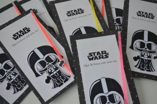 Convite Star Wars  Mais De 20 Modelos, Fotos E Como Fazer!