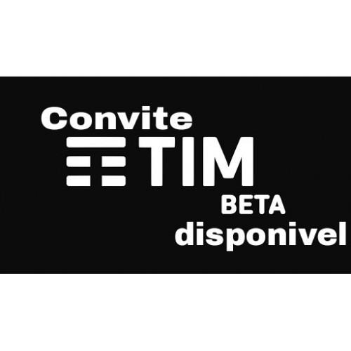 Convite Tim Beta Comprar