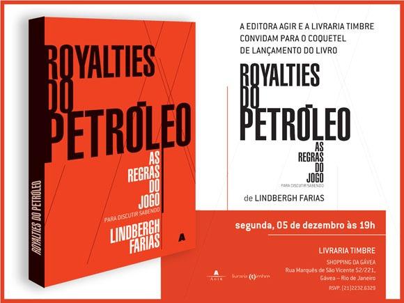 Convite Para O Lançamento Do Livro De Lindbergh Farias