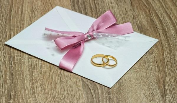 Ideias De Convite De Casamento Simples