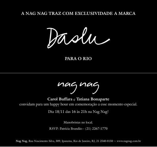 Tips By Erika  Daslu In Rio