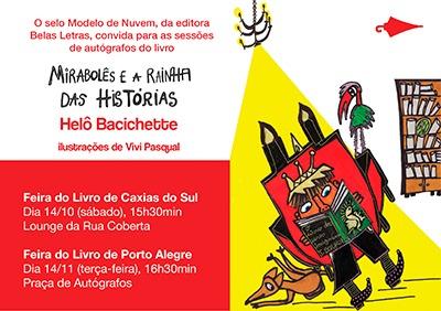 Helô Bacichette Autografa Novo Livro Na Feira Do Livro De Poa