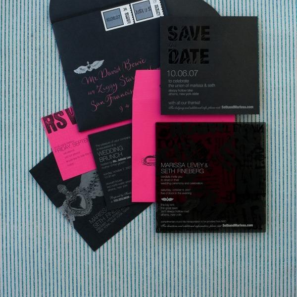 Convites Criativos De Casamento