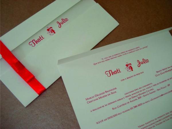 Convites De Casamento Baratos Santo Amaro