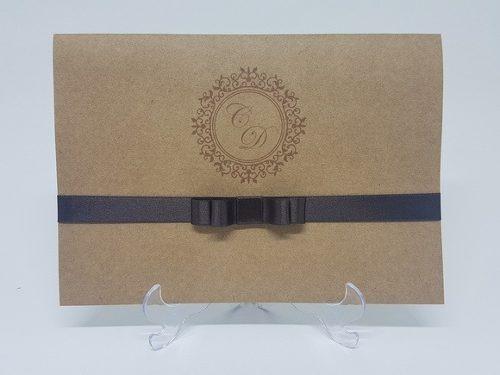Convites De Casamento Rústico Comprar Barato Gráfica Online