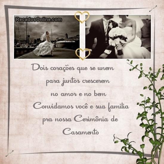 Convites Para Casamento, Mensagens, Imagens E Frases  3