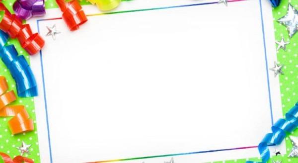 Convites Para Festas Infantil  7 Modelos Para Se Inspirar
