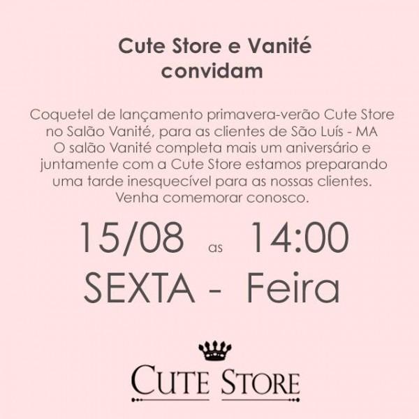 Cute Store Em São Luís – Maranhão