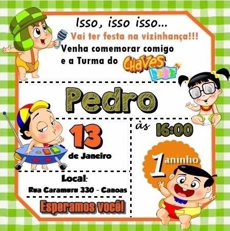 Festa Do Chaves – 80 Ideias Divertidíssimas & Dicas Para Sua Festa!