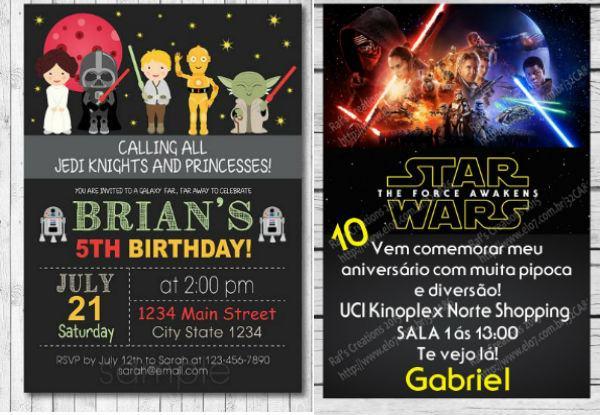 Festa Star Wars  As Ideias Mais Incríveis Para Você Fazer A Sua