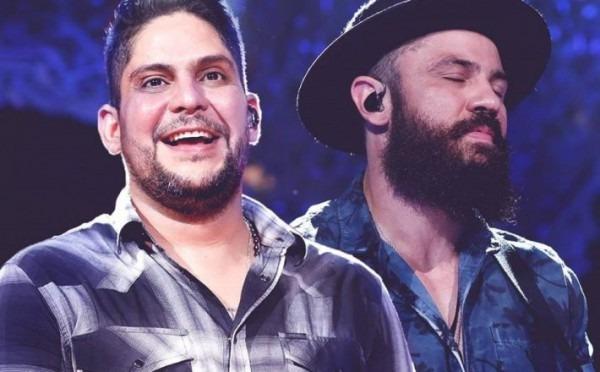 A Dupla Jorge & Mateus Abre Os Shows Da Expozebu