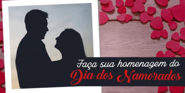 Convite Especial  Homenageie Seu Amor No Dia Dos Namorados – Coisa