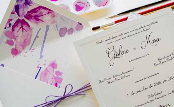 Frases Para Convite De Casamento  260 Lindas Declarações [atualizado]