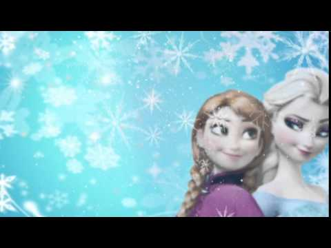 Convite Digital Frozen