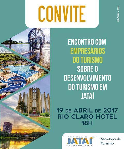Jataí News  Convite