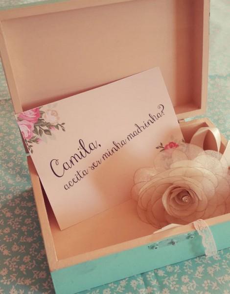 Uma SeleÇÃo De Convites E Presentes Para Padrinhos De Casamento