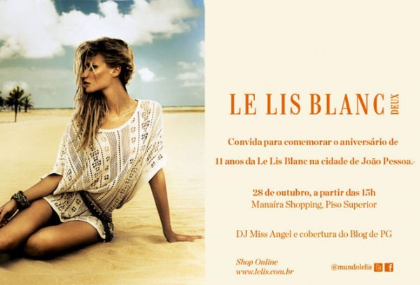 Pg  Convite Le Lis Blanc