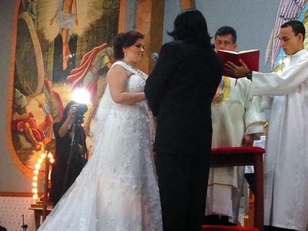 O Casamento De Jesus E Ivone Em São Gonçalo, Rio De Janeiro