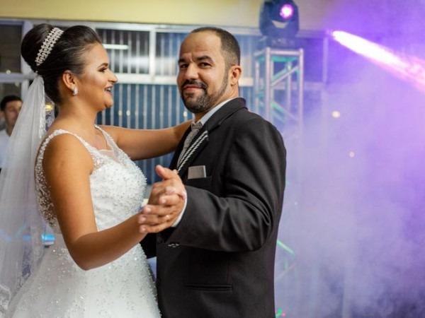 O Casamento De Fábio E Kennya Em São Gonçalo, Rio De Janeiro