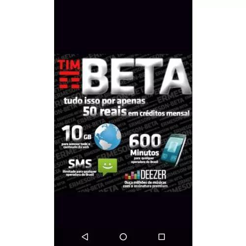 Vendo Convite Tim Beta Em Brasil 【 ServiÇos Maio 】