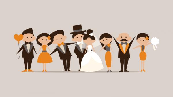 A Melhor Forma De Entregar Convites De Casamento