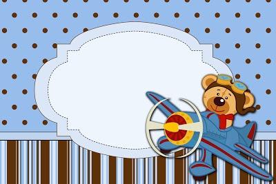 Ursinho Aviador