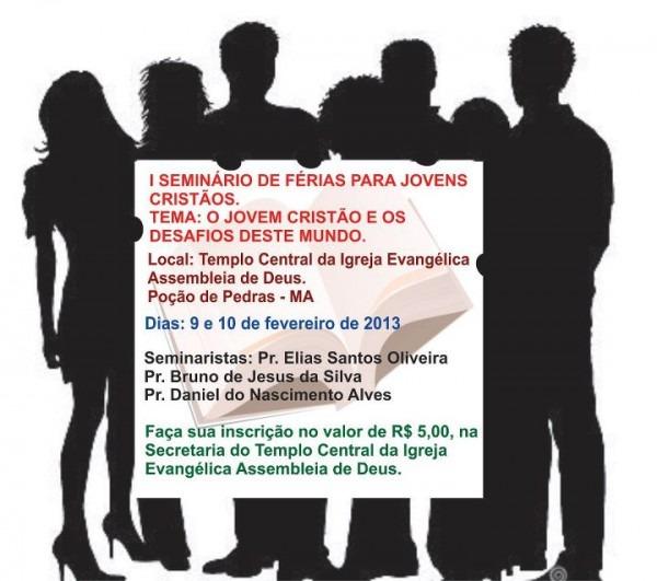 Carlinhos Filho  Hoje é O Primeiro Dia Do Seminário Promovido Pela
