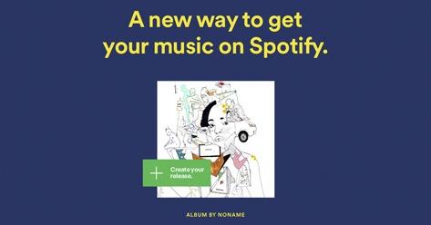 Spotify Passará A Aceitar Upload Direto De Artistas