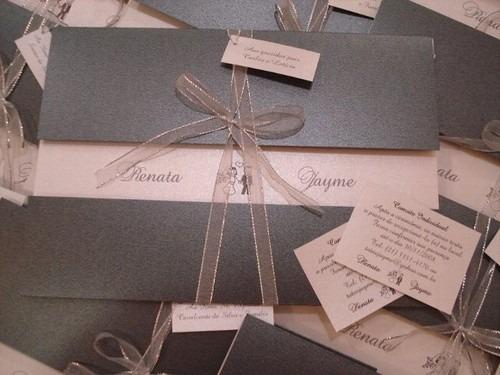 O Que Escrever Nos Envelopes E Convites De Casamento