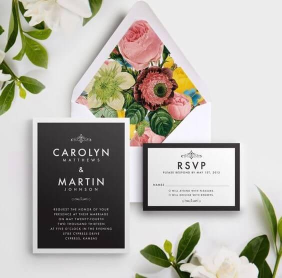 Diy  Como Fazer Convite De Casamento Perfumado