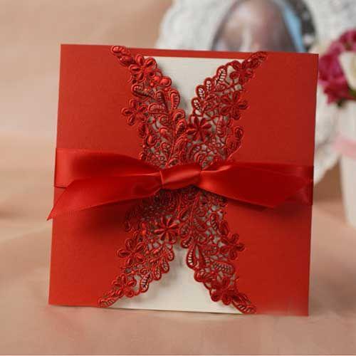 30 Ideias De Como Fazer Decoração De Casamento Vermelho