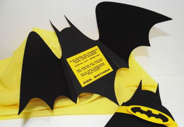 Festa Do Batman  35 Ideias Incríveis!