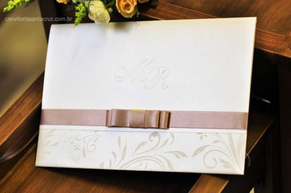 Convites De Casamento Classicos E Elegantes
