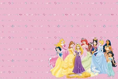 Princesas Disney (todas Juntas)