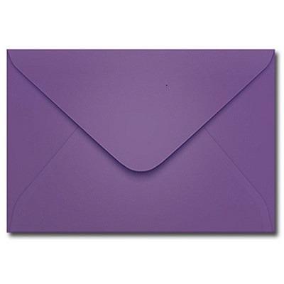 Envelope Convite Plus Ipecol Roxo 78x115 80g Pc C 100un