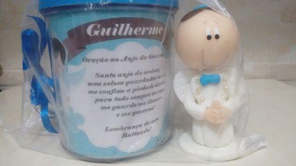 Caneca Convite Para Batizado!