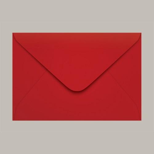 Envelope Colorido Convite Tóquio Vermelho Ccp470 17 160mmx235mm