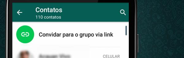 Como Criar Convite Via Link Para Grupos Do Whatsapp