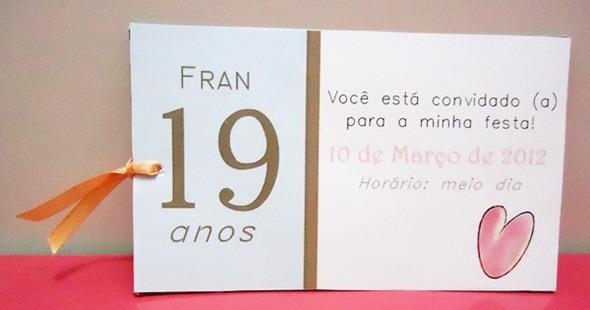 Como Fazer Convite De Aniversario Em Casa 3 » Happy Birthday World