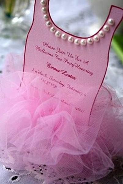 65 Ideias Incríveis Para Uma Festa Bailarina!   ᐅ Mil Dicas De Mãe