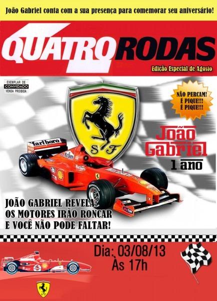 Tema Fórmula 1