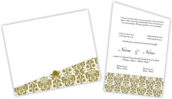 Modelos De Convites De Casamento Para Download
