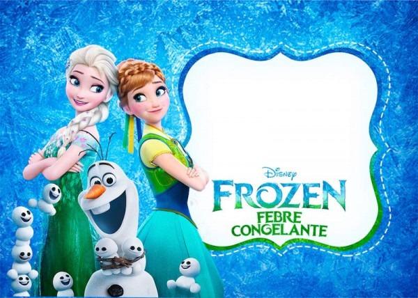 Frozen Febre Congelante